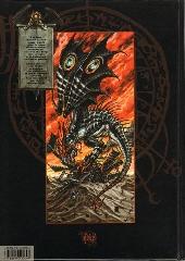 Verso de Requiem Chevalier Vampire -5- Dragon blitz