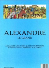 Verso de Alexandre Le Grand -1- Alexandre le grand