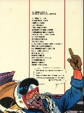 Verso de Dan Cooper (Les aventures de) -12b78- Tigres de mer