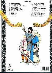 Verso de Thorgal -3b96- Les trois vieillards du pays d'Aran