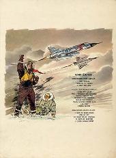 Verso de Tanguy et Laverdure -8- Pirates du ciel