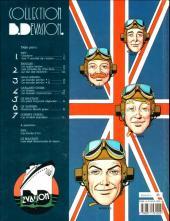 Verso de Biggles -3- Le bal des Spitfire