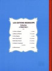 Verso de Barelli -7- Le seigneur de Gonobutz