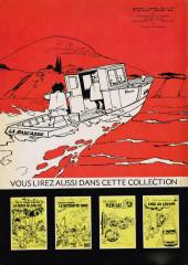 Verso de Tif et Tondu -8- La villa du Long-Cri