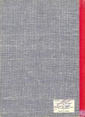 Verso de (Recueil) Spirou (Album du journal) -66- Spirou album du journal
