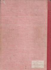 Verso de (Recueil) Spirou (Album du journal) -63- Spirou album du journal