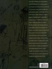 Verso de Giuseppe Bergman (Humanoïdes Associés) -2- La route de Macondo