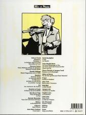 Verso de Luc Leroi -2a- Luc Leroi Contre les Forces du Mal