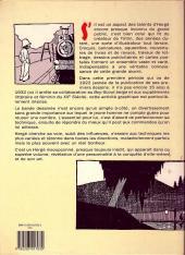 Verso de (AUT) Hergé -3- Les débuts d'un illustrateur 1922-1932