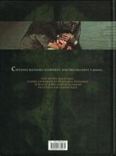 Verso de La chronique des Immortels -1-  Au bord du gouffre 1