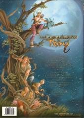 Verso de Les conquérants de Troy -1- Exil à Port-Fleuri