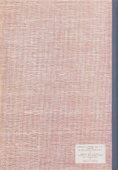 Verso de (Recueil) Spirou (Album du journal) -88- Spirou album du journal