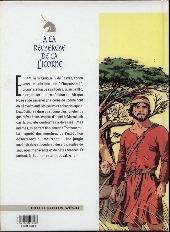 Verso de À la recherche de la Licorne -2- Les forgerons blancs