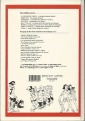 Verso de (Recueil) Spirou (Album du journal) -204- Spirou album du journal