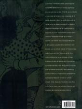 Verso de Giuseppe Bergman (Humanoïdes Associés) -3- Jour de colère - Premier rôle