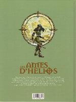 Verso de Les Âmes d'Hélios -3- Fer écarlate