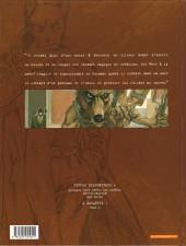 Verso de Blacksad -3- Âme Rouge