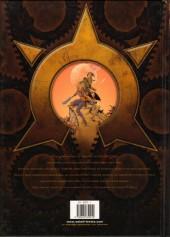 Verso de Les naufragés d'Ythaq -2- Ophyde La Géminée