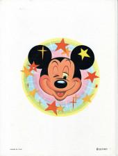 Verso de Mickey à travers les siècles -2- Mickey à Babylone