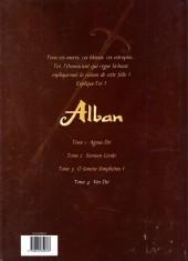 Verso de Alban -4- Vox dei