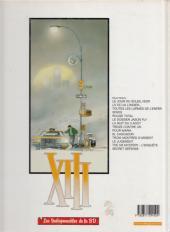 Verso de XIII -1Ind- Le Jour du soleil noir