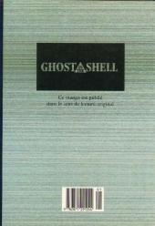 Verso de Ghost in the Shell -HS- Ghost in the shell