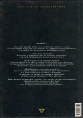 Verso de Aquablue -1- Nao