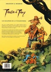 Verso de Trolls de Troy -5- Les maléfices de la thaumaturge