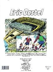 Verso de Eric Castel -11- Le plan de l'Argentin