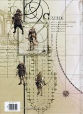 Verso de Servitude -1- Livre I - Le Chant d'Anorœr