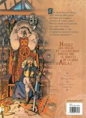 Verso de Aëla -1- Princesse viking