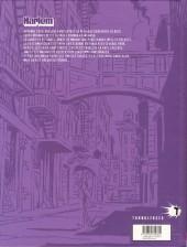 Verso de Harlem -1- Le guépard intrépide