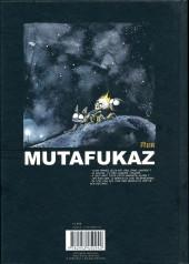 Verso de Mutafukaz -1- Dark Meat City