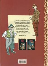 Verso de A.D.A. - Antique Detective Agency -2- La vallée du squelette hostile