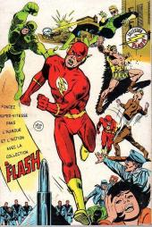 Verso de Flash (Arédit - Pop Magazine/Cosmos/Flash) -46- Flash 46
