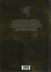 Verso de Le donjon de Naheulbeuk -3- Deuxième saison, partie 1