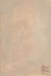 Verso de Lucky Luke -2- Rodéo