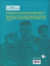 Verso de Section financière -2- Délit d'initié