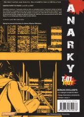 Verso de Anarky -1- Riot