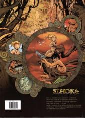 Verso de Slhoka -1- L'Île oubliée
