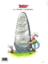 Verso de Astérix (La grande collection) -4- Astérix gladiateur