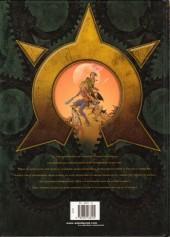 Verso de Les naufragés d'Ythaq -4- L'ombre de Khengis