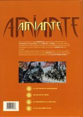 Verso de Amiante -4- La clef de Pierre-étoile