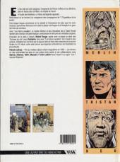 Verso de Les héros cavaliers -2- La grande ourse
