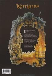 Verso de Korrigans -4- Le seigneur du chaos