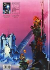 Verso de L'Épée de Cristal -2- Le regard de Wenlok