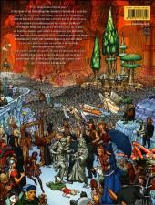 Verso de Adam au Chromaland -1- Le musée de l'imaginaire