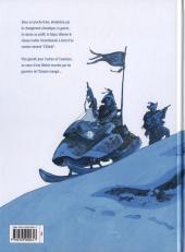 Verso de Gipsy -INT1- Intégrale 1 - Le cycle de Sibérie