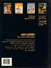Verso de Léo Loden -5- Kabbale dans les traboules