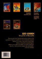 Verso de Léo Loden -7- Propergol sur le Capitole